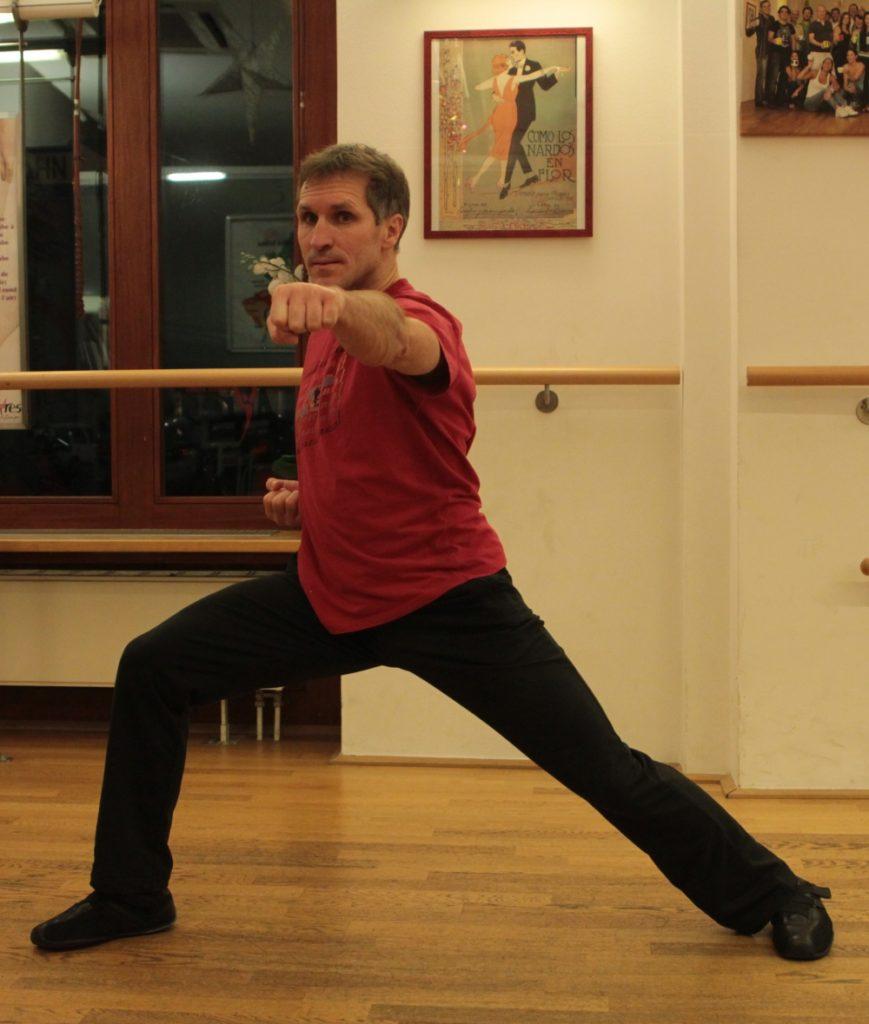 Claus Trska - Taiji-Trainer für Shenwu