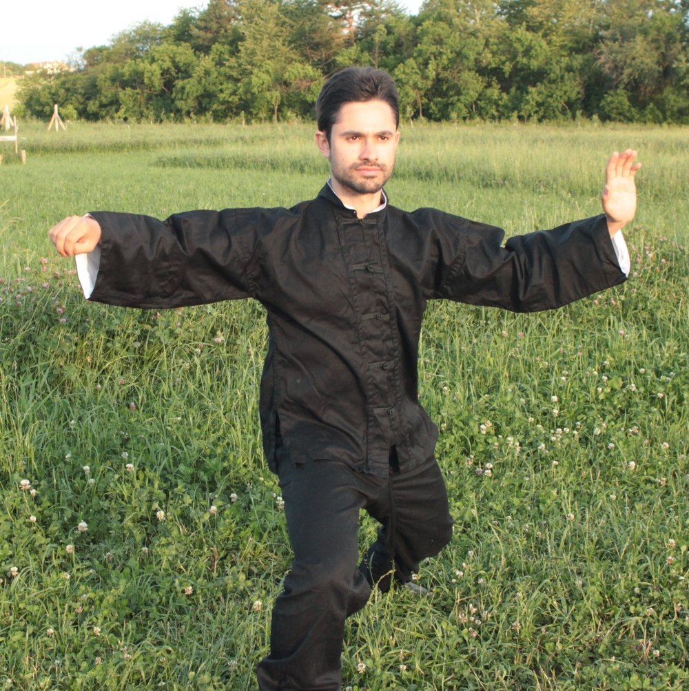 Ivan Klatev - Trainer und Instruktor für Shenwu